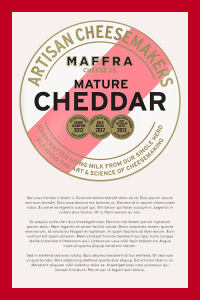 Mature Cheddar Red Seasonal